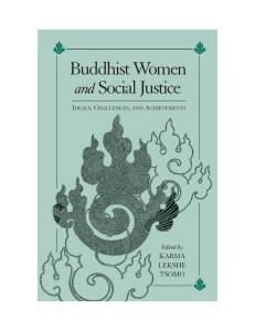 Buddhist Women and Social Justice - Ideals