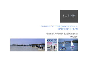 Blue Sail Marketing Plan