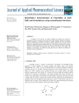 Quantitative determination of Cimetidine in both bulk and