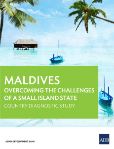 Maldives: Overcoming the Challenges of a Small Island State