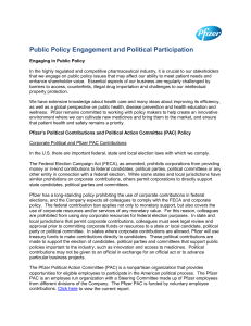 Public Policy Engagement and Political Participation