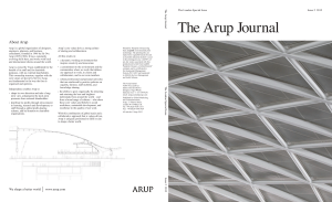 Issue 2 2012 - Arup | Publications