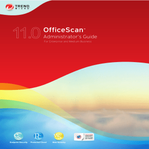 The OfficeScan Agent