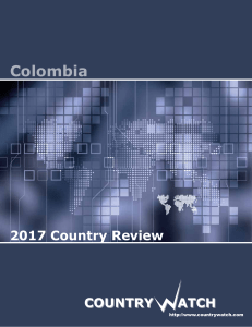 Colombia - Country Watch