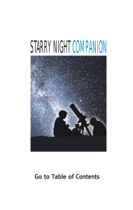starry night companion
