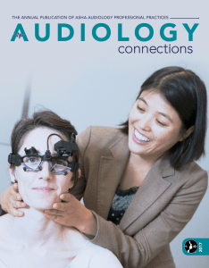2017 Audiology Connections