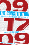 DEBATE IT.Discuss it.UNDERSTAND IT. constitution Day 09.17.09