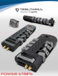 power strips - Tributaries Cable