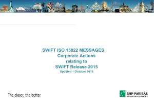 Corporate Actions_doc swift coordination_2015_Online