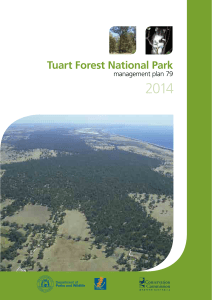 Tuart Forest National Park - Department of Parks and Wildlife