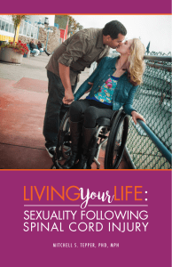 Sexuality Following Spinal Cord Injury