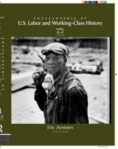 ENCYCLOPEDIAOF US Labor and Working