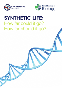 synthetic life - Biochemical Society