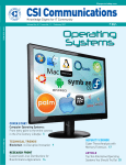 Operating Systems - Computer Society Of India