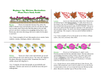 Beginner Age Division Horticulture Plant Parts Study Guide Roots