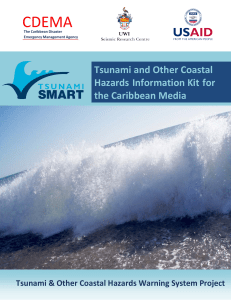 Tsunami Information Kit for the Media