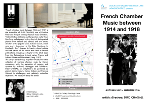 French series brochure - French Embassy in Ireland