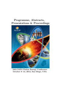 FEC–2012 Book of Abstracts pdfauthor=Paul Knowles <paul