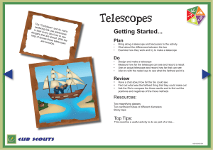 Caribbean - Telescopes