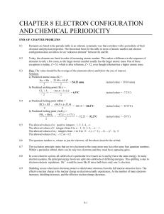 Periodic Table - studyres.com