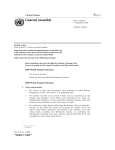 2005 World Summit Outcome Document