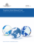 Templeton Global Balanced Fund Annual Report
