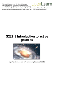 S282_2 Introduction to active galaxies
