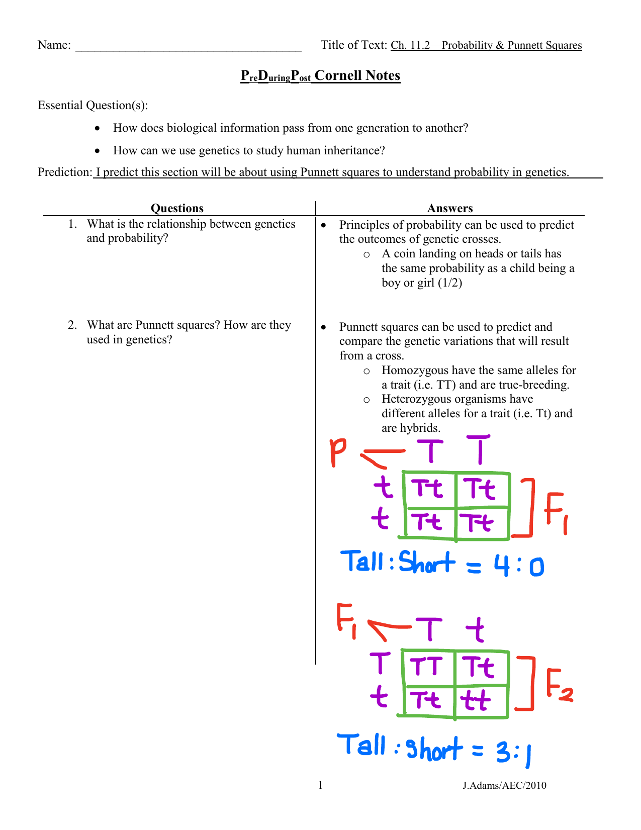 Answers PDP Chapter 11.2