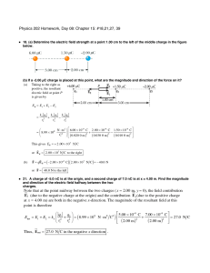 Physics 202 Homework, Day 08: Chapter 15: #18,21,27, 39