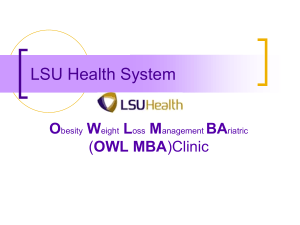 LSU Health System - LSU School of Medicine