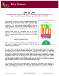 EAT TO LIVE - DrFuhrman.com