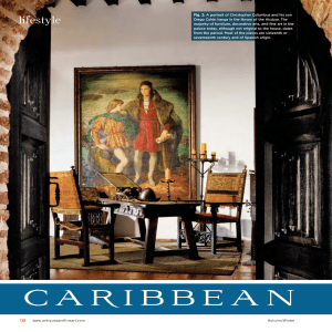 Caribbean Houses - Michael Connors International