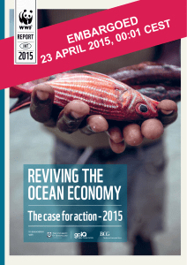 reviving the ocean economy