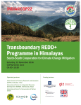 Transboundary REDD+ Programme in Himalayas