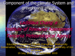 Components of the Climate System and the Greenhouse
