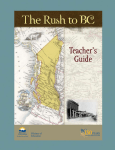 Rush to BC - Province of British Columbia