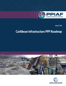 Caribbean Infrastructure PPP Roadmap