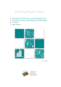 Cyclicality of Fiscal Policy over the Business Cycle: An Empirical