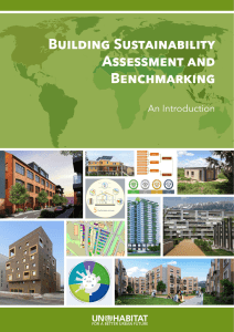 Building Sustainability Assessment and