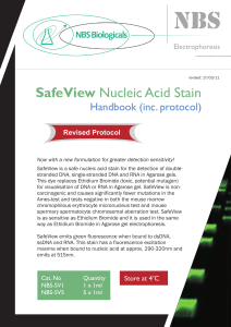 SafeView - NBS Biologicals