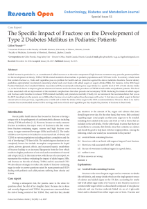 Endocrinology, Diabetes and Metabolism Journal