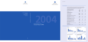 Annual Report 2004 ¦ Zurich Financial Services