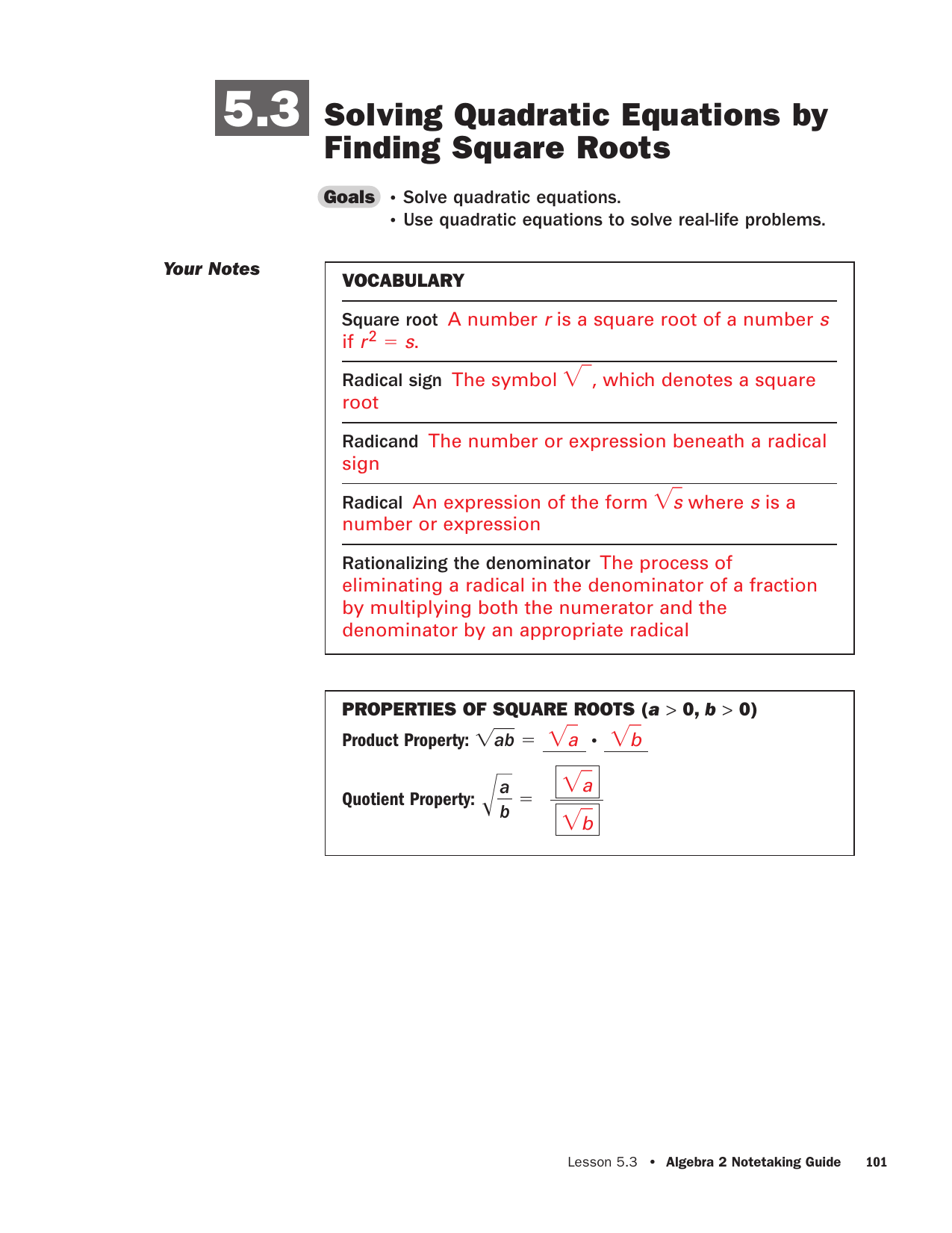 Solving quadratic equations by finding square roots buycottarizona Images