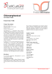 Chloramphenicol - HiMedia Laboratories
