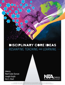 Core Idea PS4 - National Science Teachers Association
