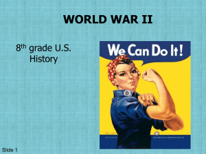 WWII PPT