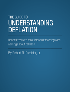 the guide to understanding deflation