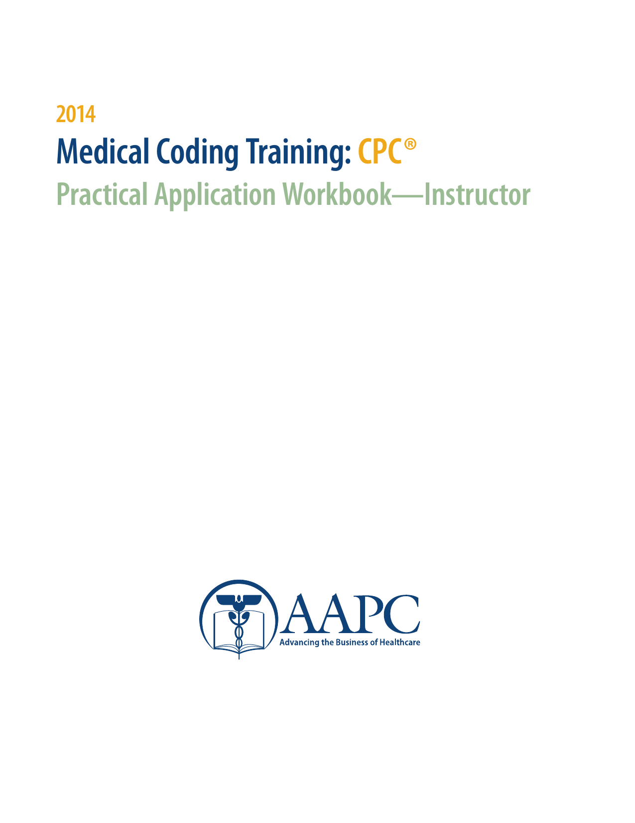 Medical Coding Training:CPC®