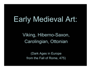 Early Medieval Art: