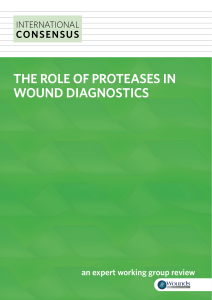 the role of proteases in wound diagnostics